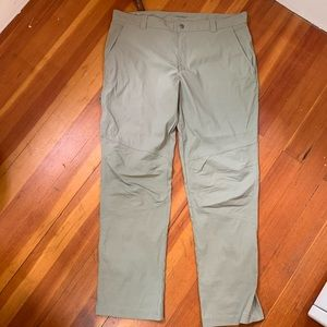 Columbia men's hiking cargo pants